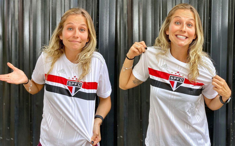 Camisas do São Paulo FC 2020-2021 Adidas Ale