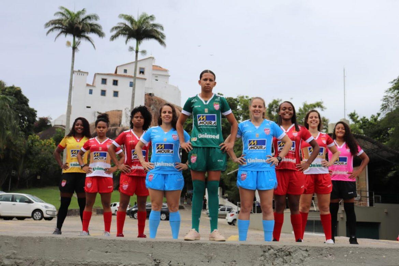 Camisas do Vila Nova-ES Feminino 2020 Ícone Sports