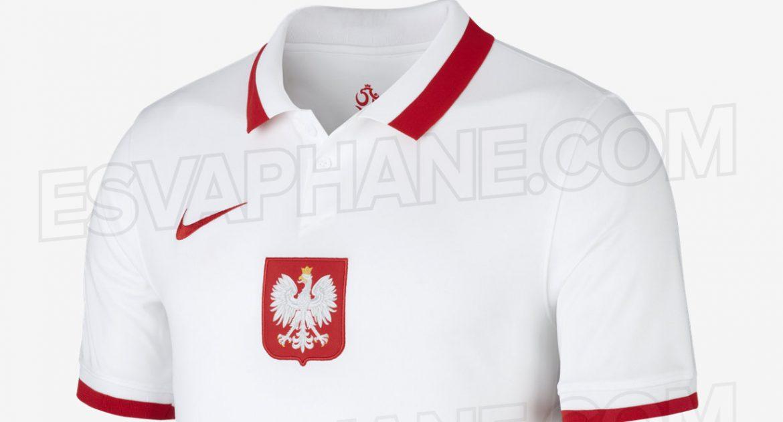 Camisas da Polônia 2020