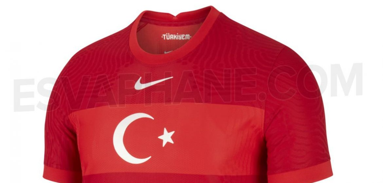 Camisas da Turquia 2020