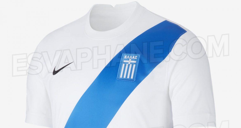 Camisas Grécia 2020-2021