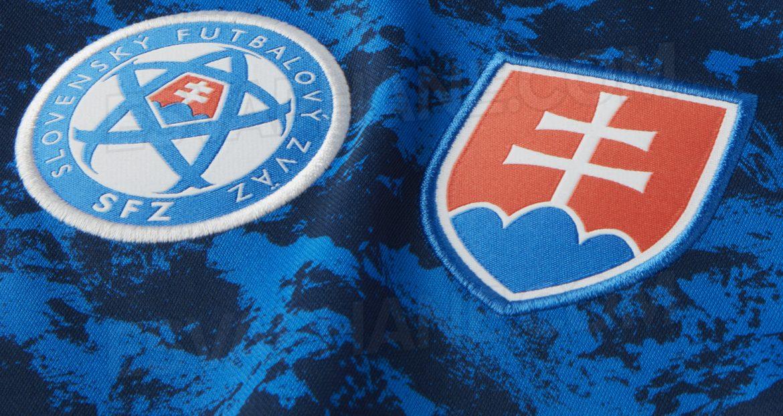 Camisas da Eslováquia 2020