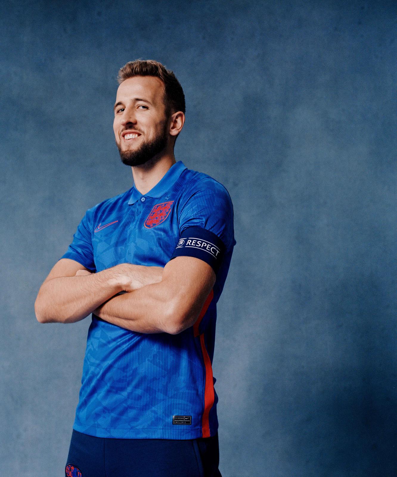 Camisas da Inglaterra 2020-2021 Nike