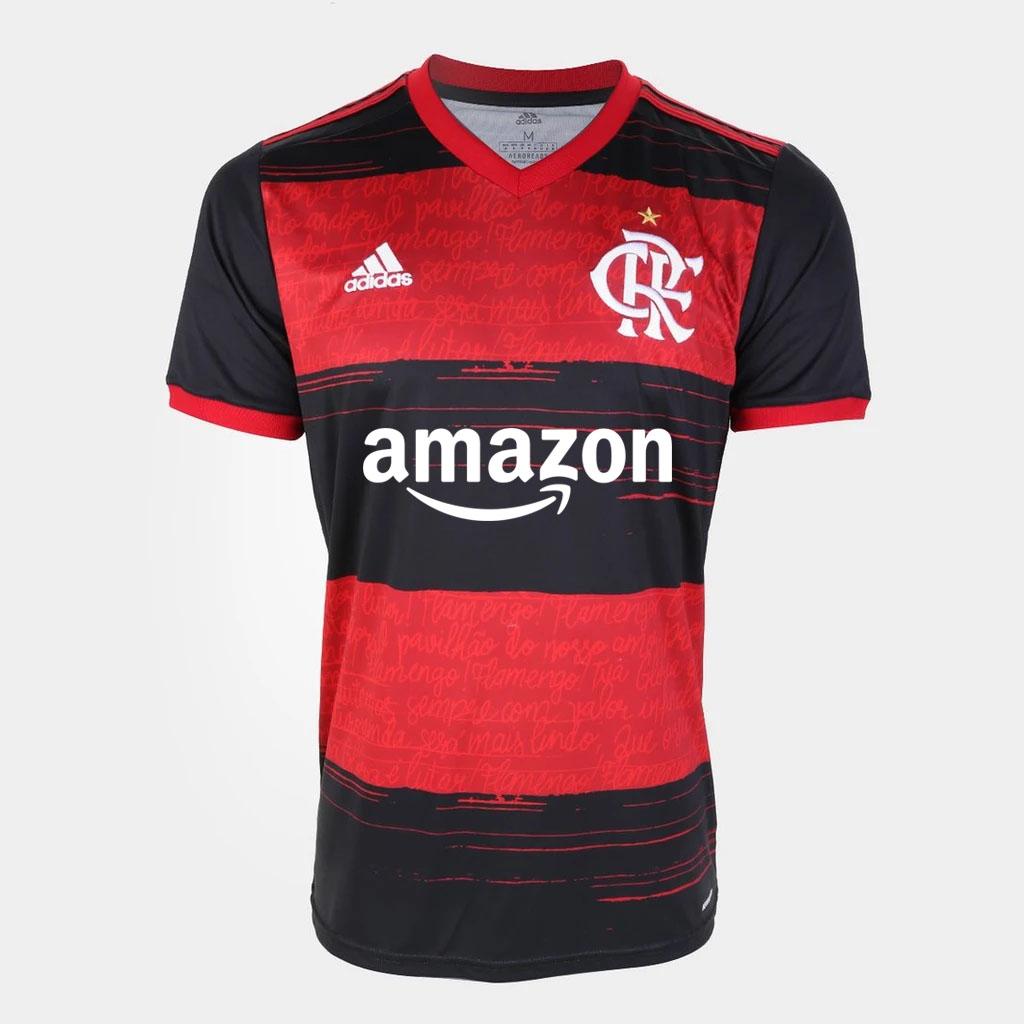 Flamengo Amazon patrocínio máster