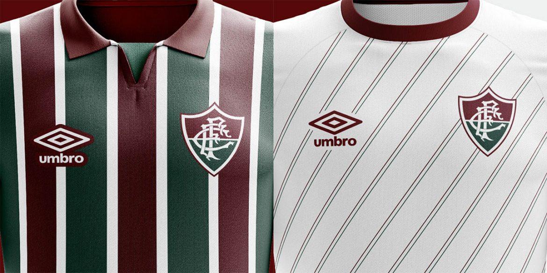 Fluminense Umbro 2020 Diego Inácio