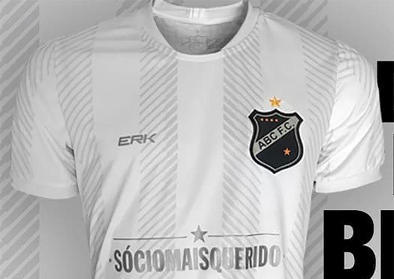 Quarta camisa do ABC FC 2020 ERK Sport abre