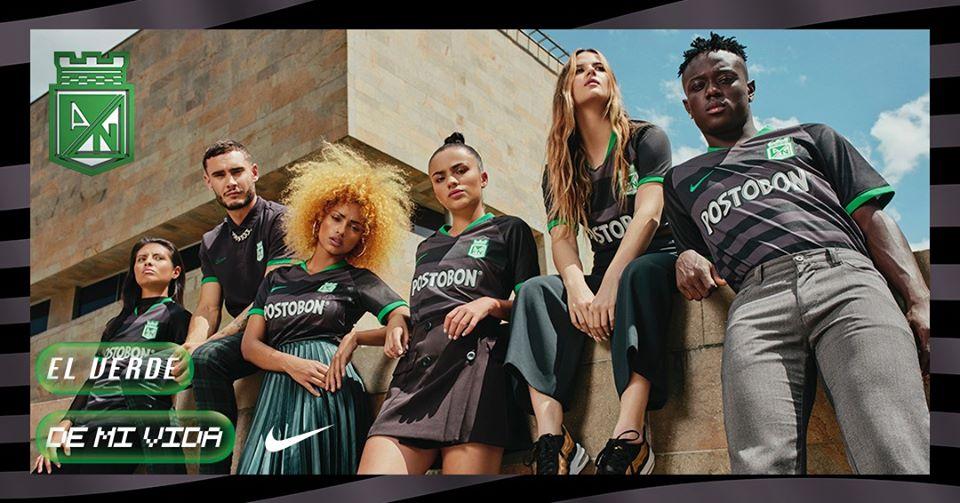 Terceira camisa do Atlético Nacional 2020 Nike