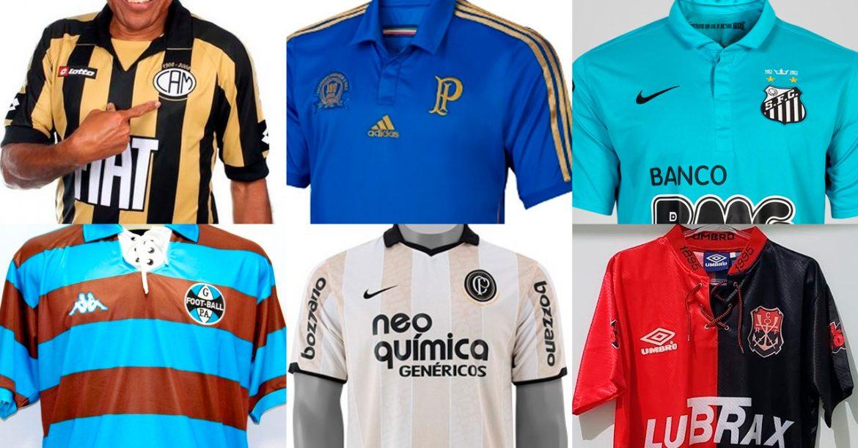 camisas-do-centenário-de-clubes-brasileiros
