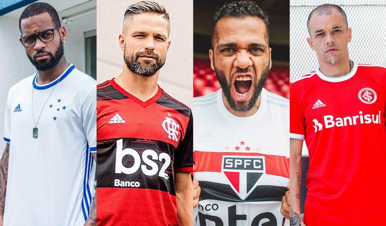 Adidas Clubes Brasileiros 2020