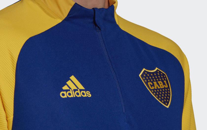 Adidas lança coleção de treino do Boca Juniors 2020-2021
