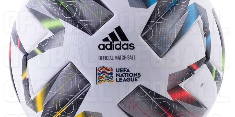 Bola da Nations League 2020-2021 Adidas
