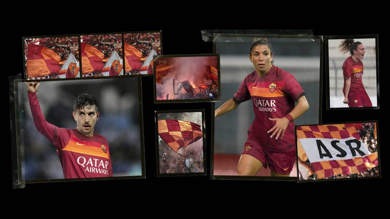 Camisas da AS Roma 2020-2021 Nike a