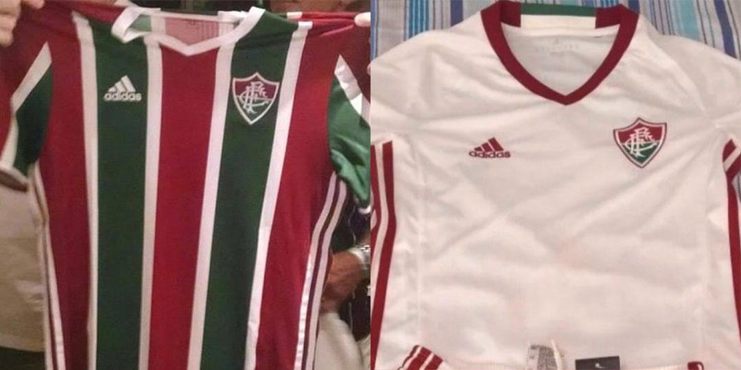 Camisas do Fluminense 2016 Adidas