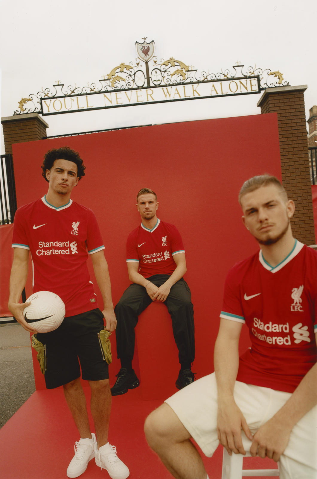 Camisas do Liverpool FC 2020-2021 Nike