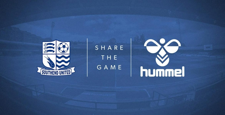 Southend United vestirá Hummel em 2020-2021