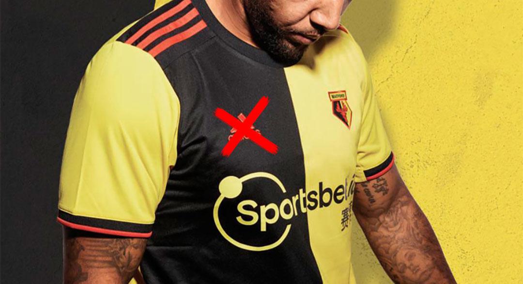 Watford trocar Adidas 2020-2021