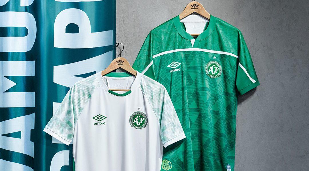 Camisas da Chapecoense 2020-2021
