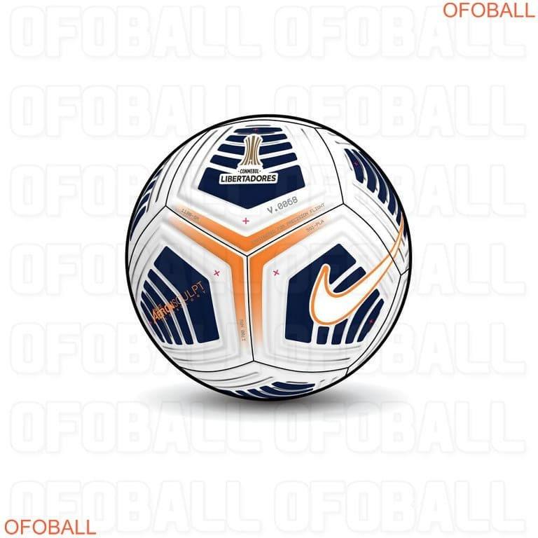 Bola da Libertadores da América 2021 Nike