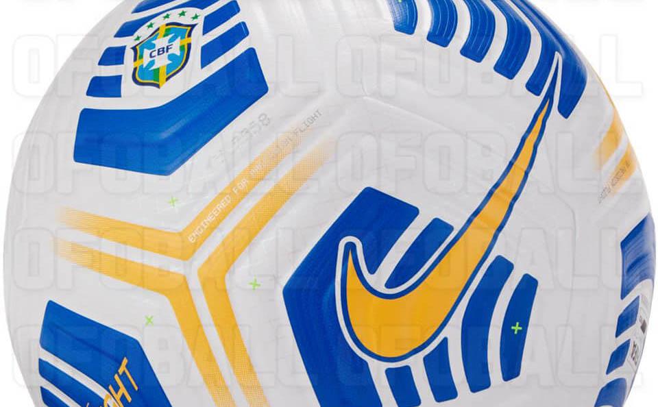 Bola do Brasileirão 2021 Nike a