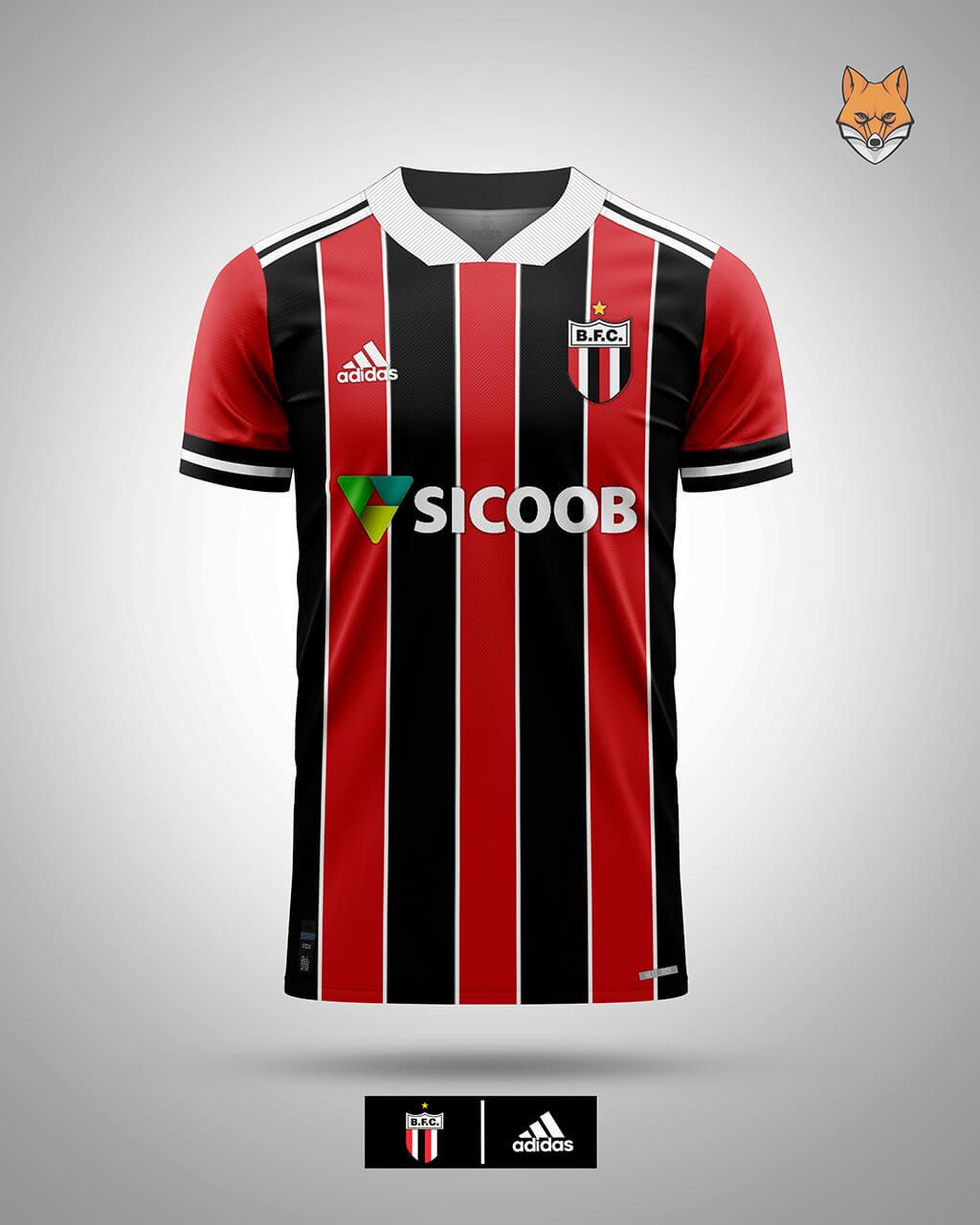 Botafogo-SP-ADIDAS