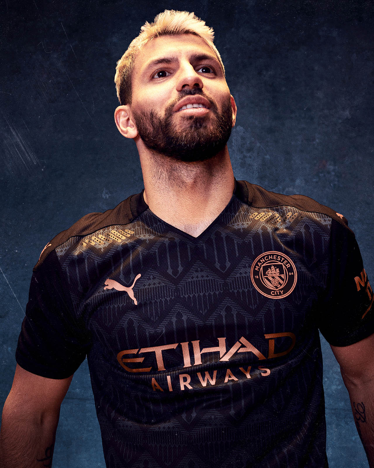 Camisa reserva do Manchester City 2020-2021 PUMA