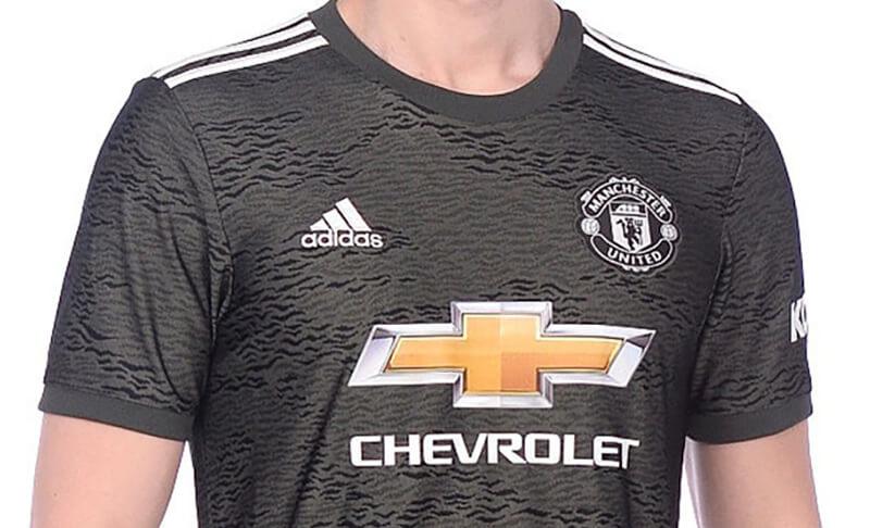 Camisa Reserva Do Manchester United 2020-2021 Adidas » MDF
