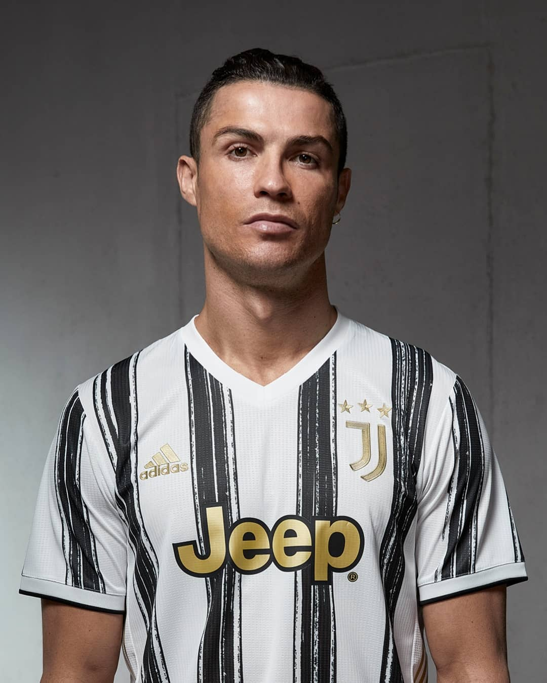 Camisas da Juventus 2020-2021 Adidas Titular