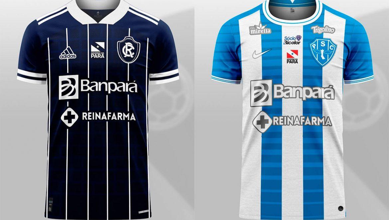 Camisas do Brasileirão Série C 2020 Adidas x Nike (Diamond DNZ)