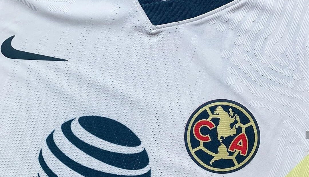 Camisas do Club América 2020-2021 Nike kit a