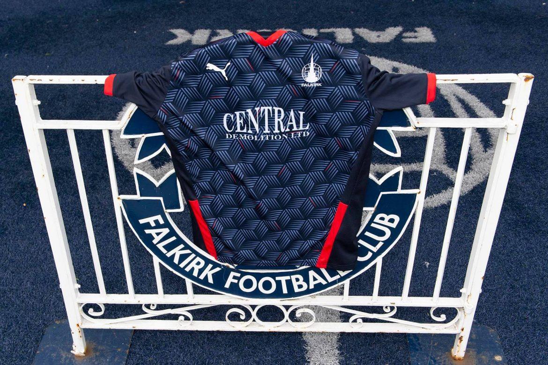 Camisas do Falkirk 2020-2021 PUMA