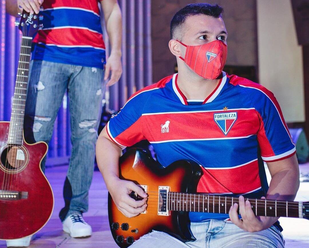 Camisas do Fortaleza EC 2020-2021 Leão1918