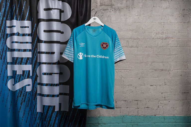 Camisas do Heart of Midlothian 2020-2021 Umbro