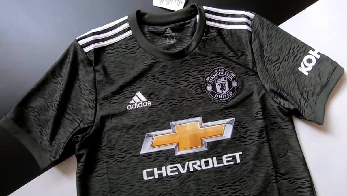 Camisas do Manchester United 2020-2021 Adidas