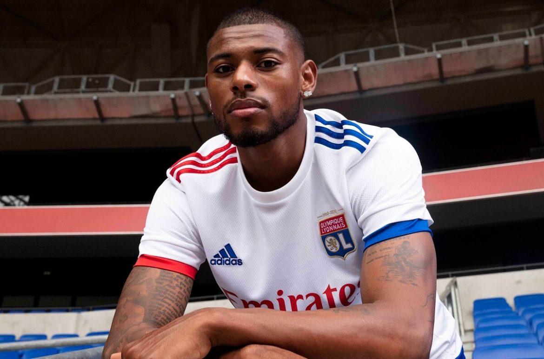 Camisas do Olympique Lyon 2020-2021 Adidas