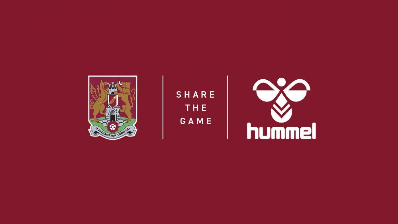 Northampton Town vestirá Hummel na temporada 2020-2021