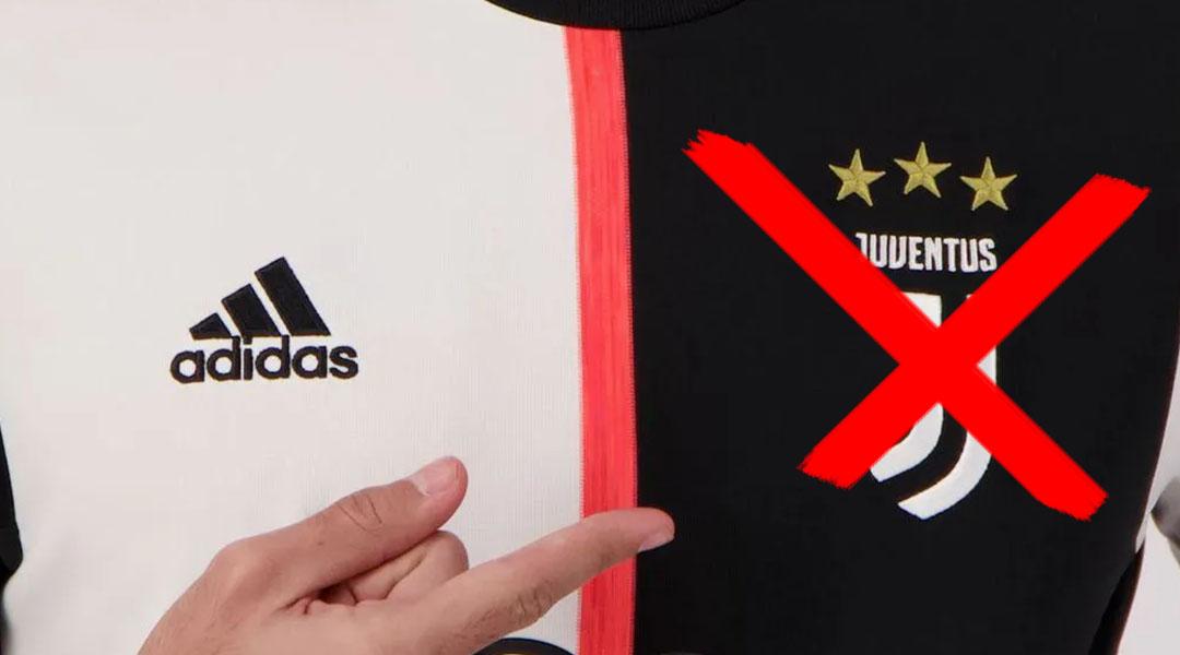Juventus escudo pequena alteração