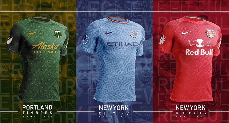 MLS x Nike