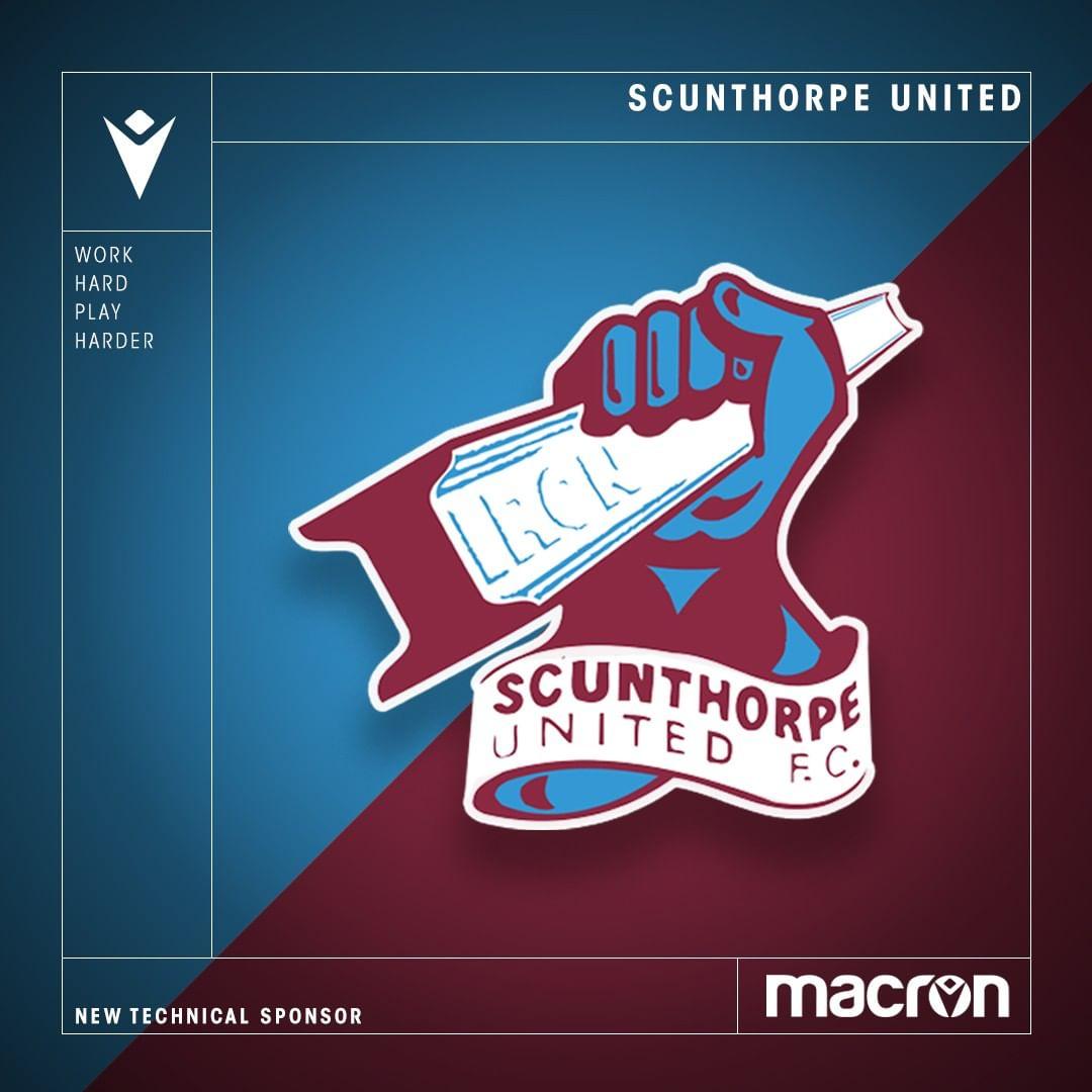 Macron Scunthorpe United FC