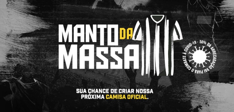 MantodaMassa Camisa Atlético-MG Torcida