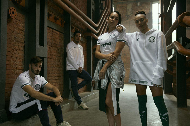 Football Culture: PUMA lança coleção casual 2020 para o Palmeiras