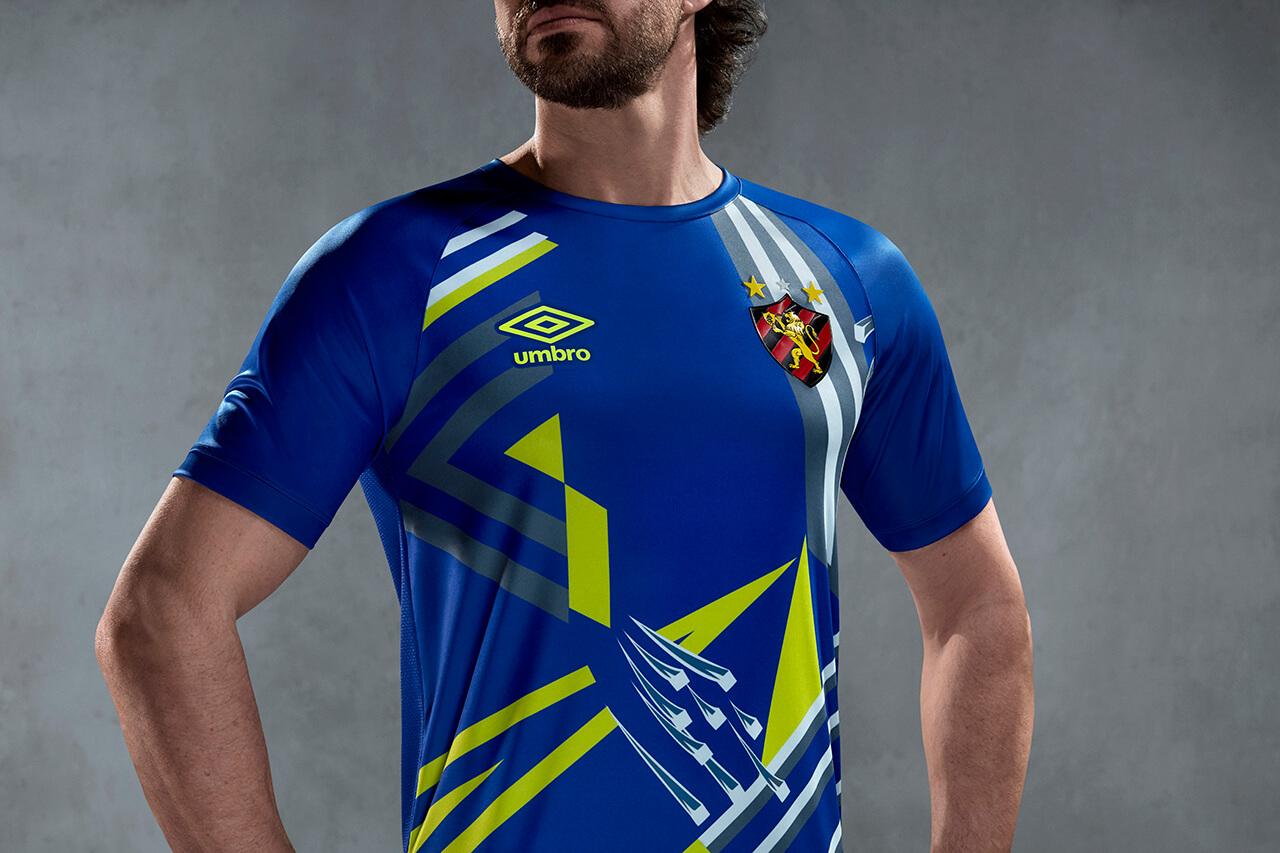 Camisas do Sport Recife 2020-2021 Umbro