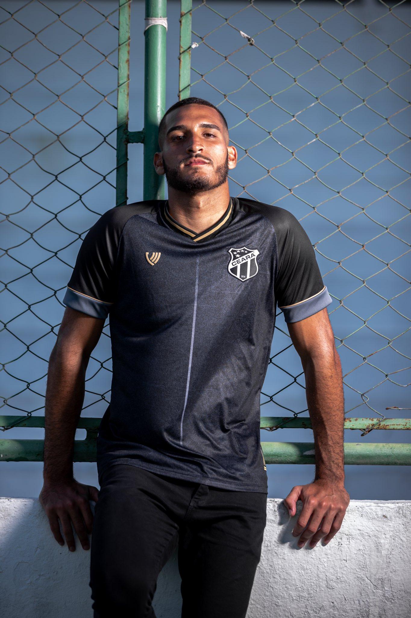 Terceira camisa do Ceará SC 2020-2021 Vozão