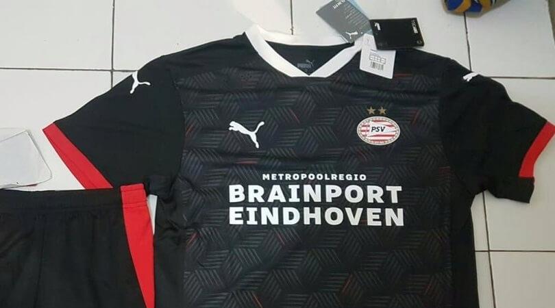 Terceira camisa do PSV Eindhoven 2020-2021 PUMA