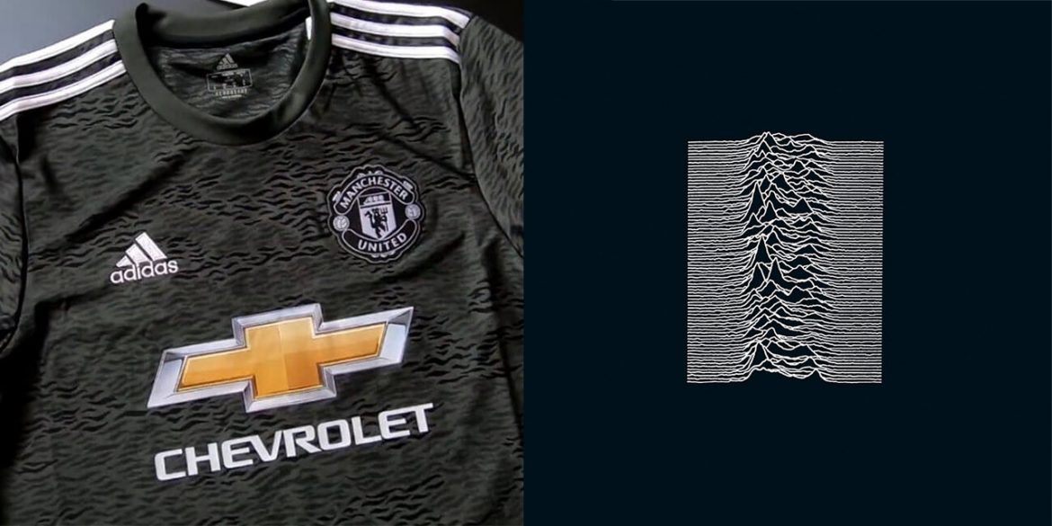Unknown Pleasures Joy Division Manchester United