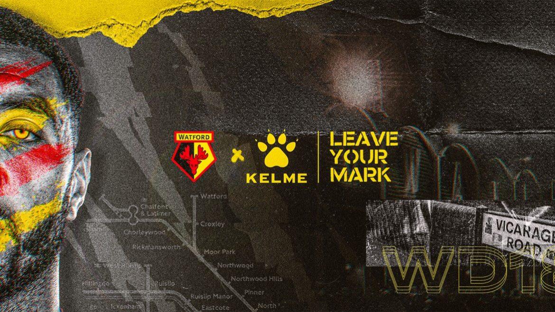 Watford FC Kelme