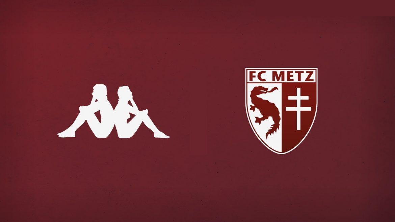 FC Metz vestirá Kappa na temporada 2020-2021