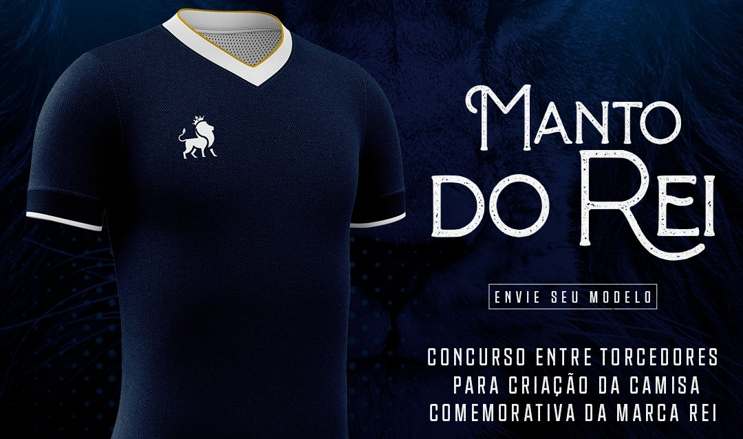 "Clube do Remo lança concurso ""Manto do Rei"""