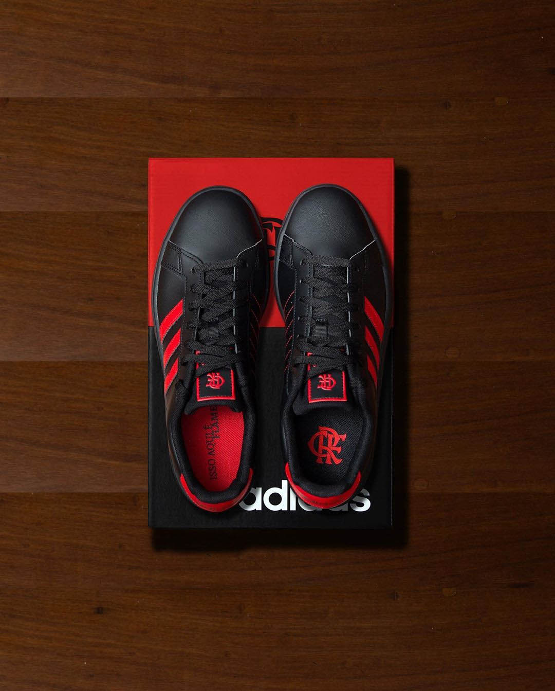 Adidas Grand Court Flamengo