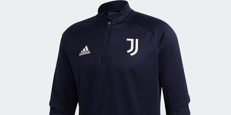 Adidas lança coleção de treino da Juventus 2020-2021