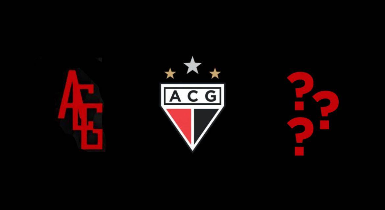 Atlético-GO novo escudo